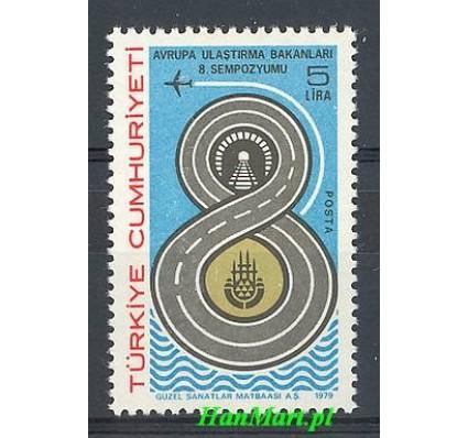 Znaczek Turcja 1979 Mi 2492 Czyste **