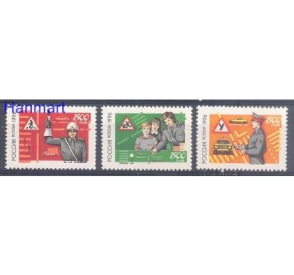 Znaczek Rosja 1996 Mi 511-513 Czyste **