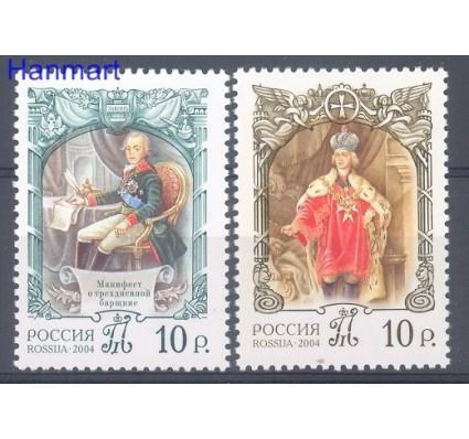 Znaczek Rosja 2004 Mi 1206-1207 Czyste **