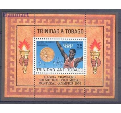 Znaczek Trynidad i Tobago 1977 Mi bl 18 Czyste **