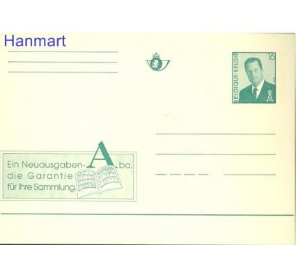 Znaczek Belgia 1995 Całostka pocztowa