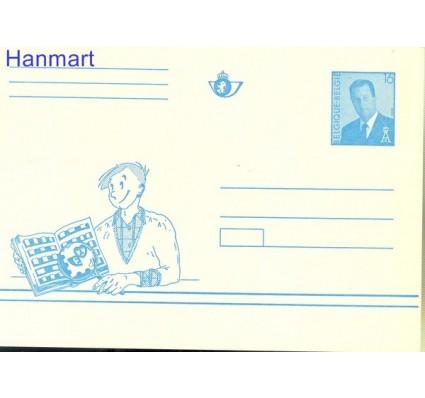 Znaczek Belgia 1996 Całostka pocztowa