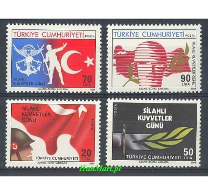 Znaczek Turcja 1984 Mi 2687-2690 Czyste **