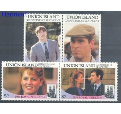 Znaczek Union Islands 1986 Czyste **