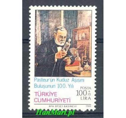 Znaczek Turcja 1985 Mi 2716 Czyste **