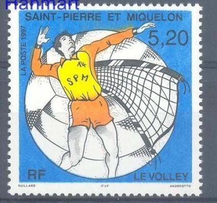 Znaczek Saint-Pierre i Miquelon 1997 Mi 725 Czyste **