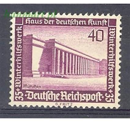Znaczek Deutsches Reich / III Rzesza 1936 Mi 642 Czyste **