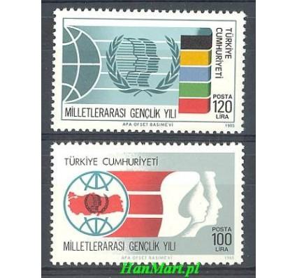 Turcja 1985 Mi 2718-2719 Czyste **