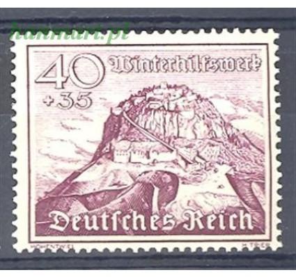 Znaczek Deutsches Reich / III Rzesza 1939 Mi 738 Czyste **