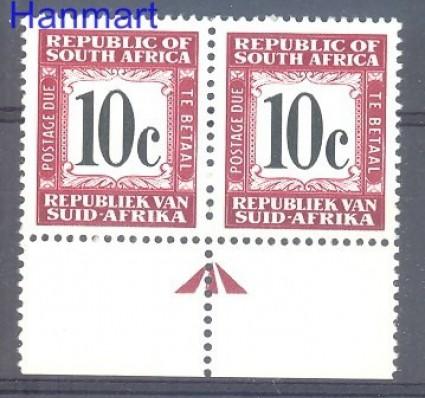 Znaczek Republika Południowej Afryki 1961 Mi porpar 59 Czyste **