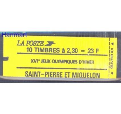 Saint-Pierre i Miquelon 1990 Mi mh 586 Czyste **