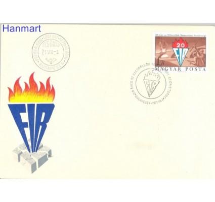 Znaczek Węgry 1971 Mi 2681 FDC