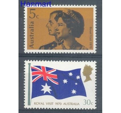 Australia 1970 Mi 434-435I Czyste **