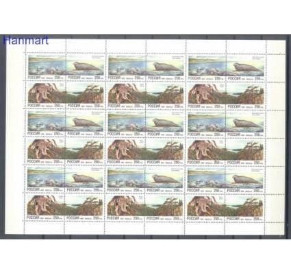 Znaczek Rosja 1995 Mi ark 422-425 Czyste **