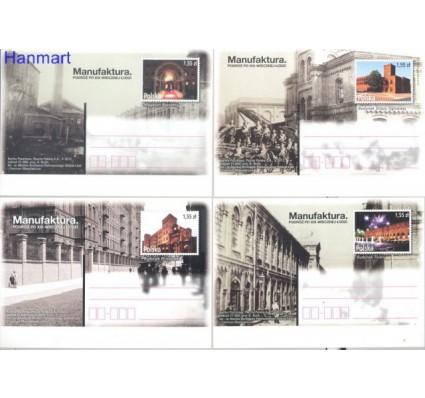 Znaczek Polska 2012 Fi Cp 1608-1611 Całostka pocztowa
