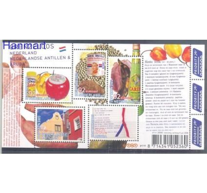 Znaczek Holandia 2008 Mi bl 113 Czyste **
