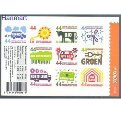 Znaczek Holandia 2008 Mi fol 2552-2561 Czyste **