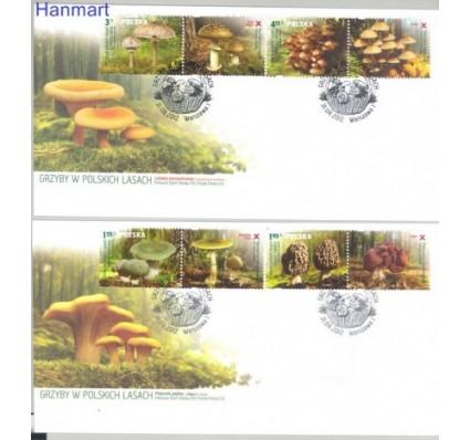 Polska 2012 Mi 4579-4582 Fi 4429-4432 FDC