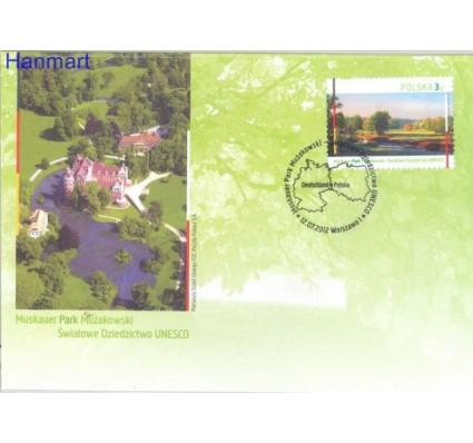 Polska 2012 Mi 4573 Fi 4423 FDC