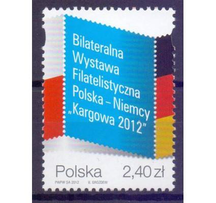 Znaczek Polska 2012 Mi 4583 Fi 4433 Czyste **