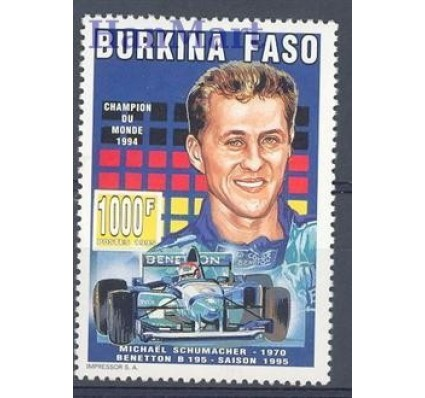 Znaczek Burkina Faso 1995 Mi 1366 Czyste **