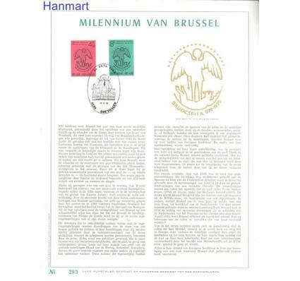 Znaczek Belgia 1979 Mi 1977-1978 Pierwszy dzień wydania