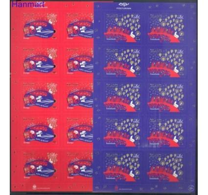 Islandia 2012 Mi fol 1375-1376 Czyste **