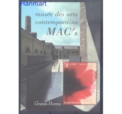 Znaczek Belgia 2008 Mi bl 125 Czyste **