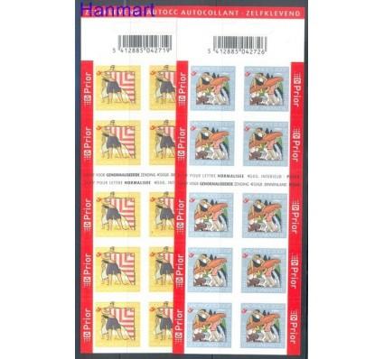 Belgia 2007 Mi mh 3713-3714 Czyste **