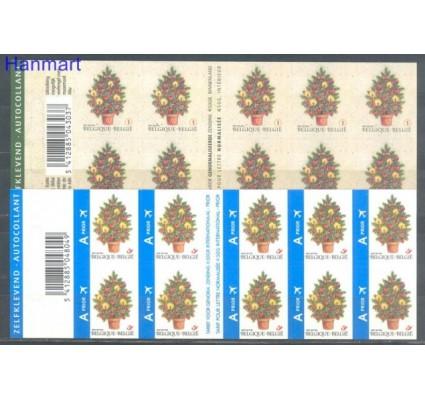 Belgia 2007 Mi mh 3781-3782 Czyste **