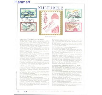 Znaczek Belgia 1979 Mi 1992-1995 Pierwszy dzień wydania
