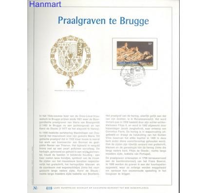 Belgia 1981 Mi 2072 Pierwszy dzień wydania
