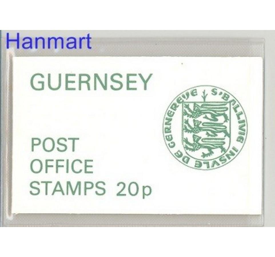 Guernsey 1977 Mi mh 3 Czyste **