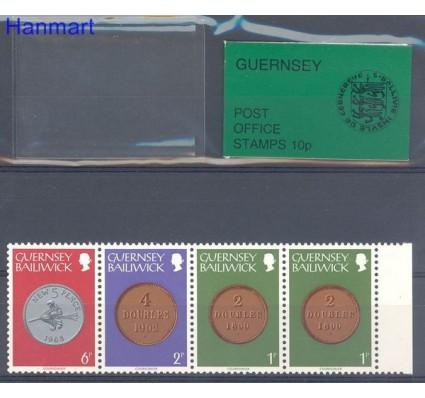 Guernsey 1979 Mi mh 178+175+174-172 Czyste **