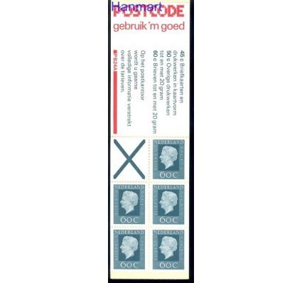 Holandia 1980 Mi mh 25 Czyste **