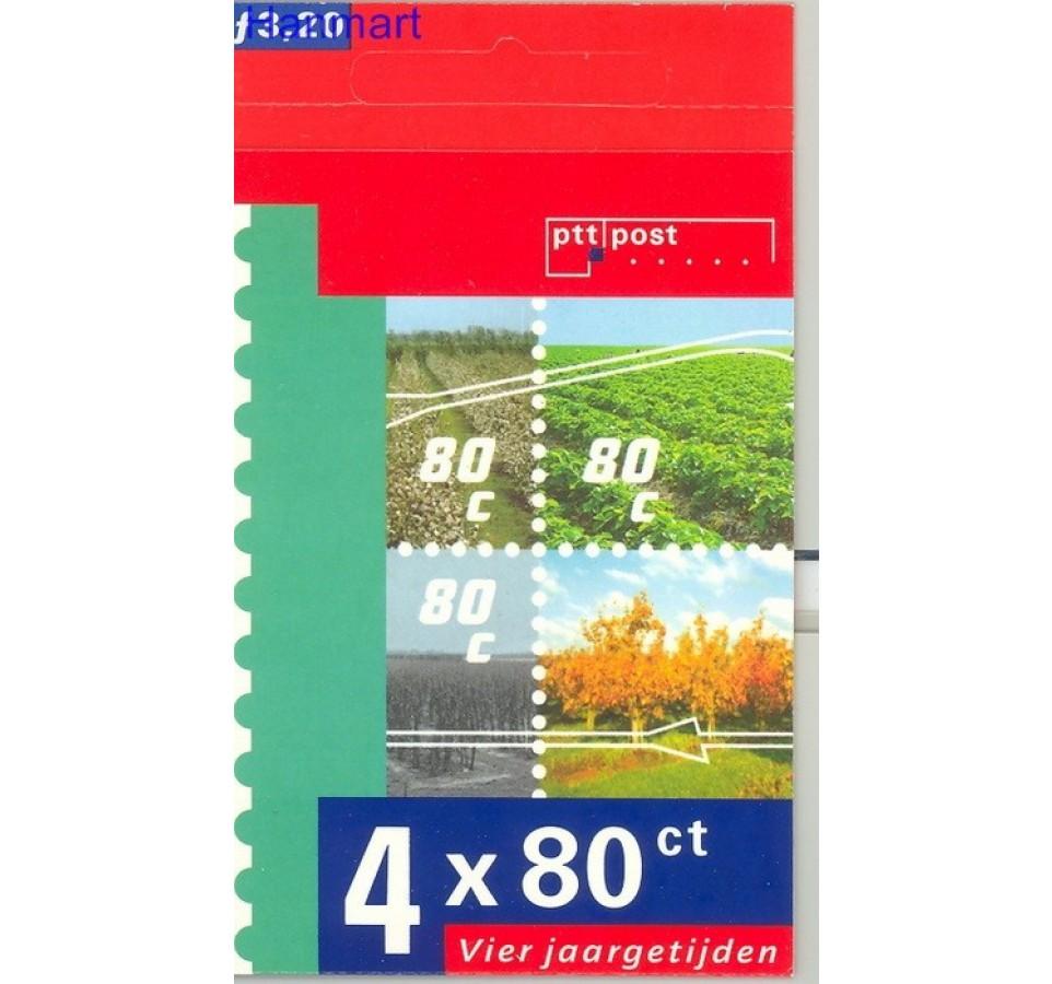 Holandia 1998 Mi mh 51 Czyste **