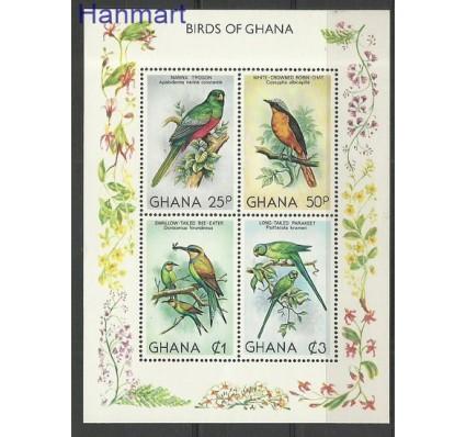 Znaczek Ghana 1981 Mi bl 88 Czyste **