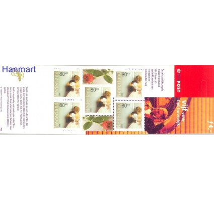 Znaczek Holandia 1999 Mi mh 57 Czyste **