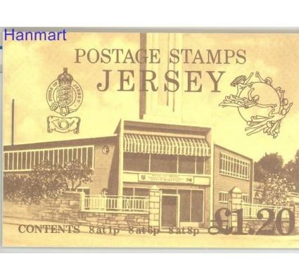 Znaczek Jersey 1979 Mi mh O-20 Czyste **