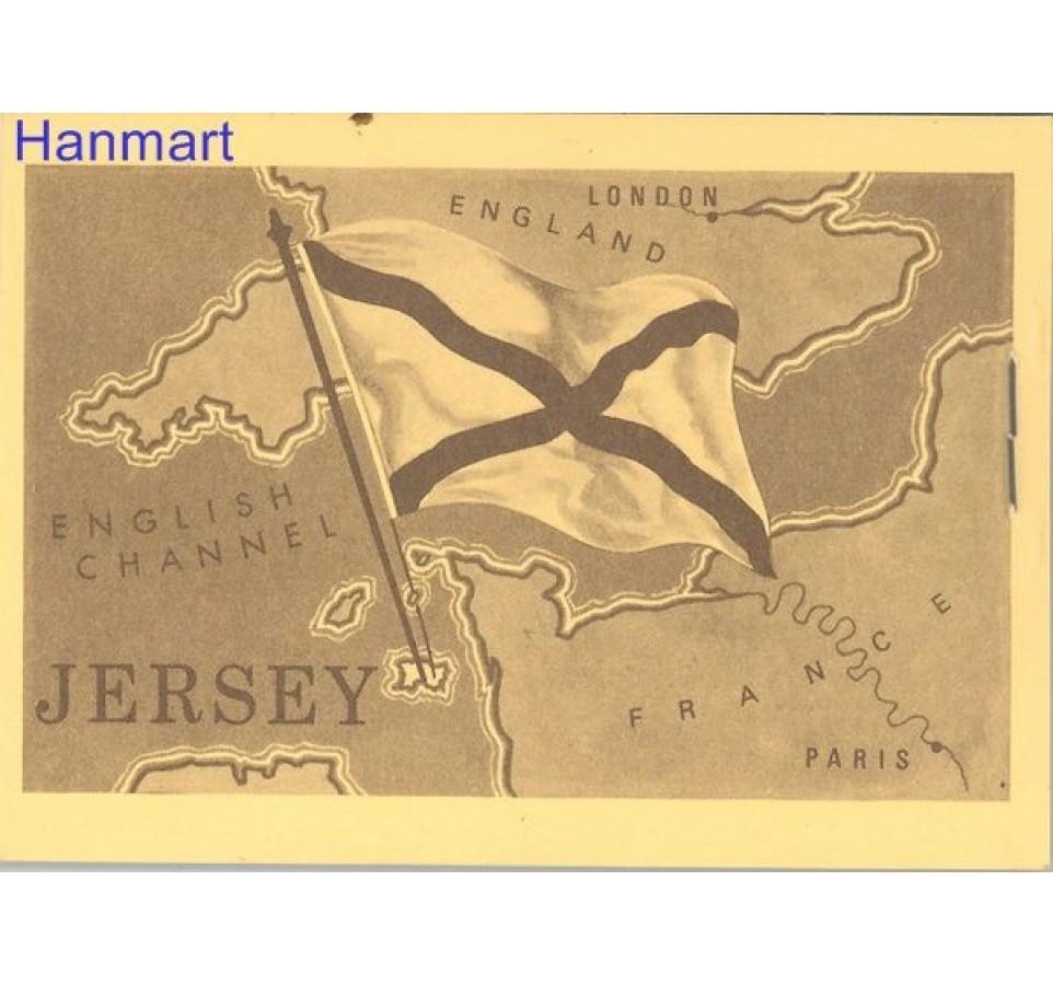 Jersey 1979 Mi mh O-20 Czyste **