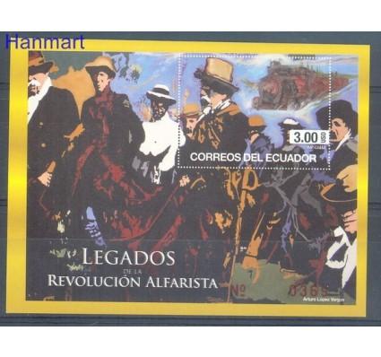 Ekwador 2012 Mi bl 213 Czyste **
