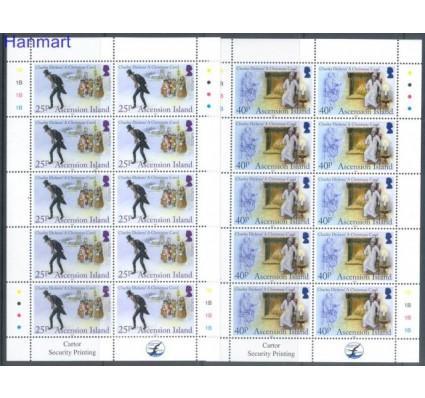 Znaczek Wyspa Wniebowstąpienia 2012 Mi 1186-1189 Czyste **