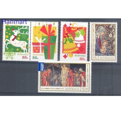 Znaczek Australia 2012 Mi 3846-3850 Czyste **