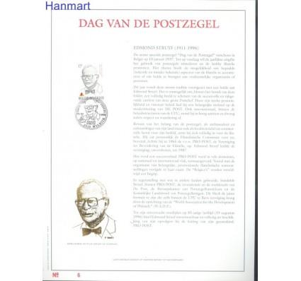 Belgia 1998 Mi 2808 Pierwszy dzień wydania