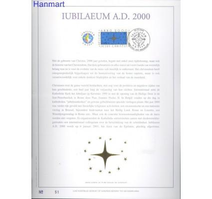 Belgia 2000 Mi 3018 Pierwszy dzień wydania