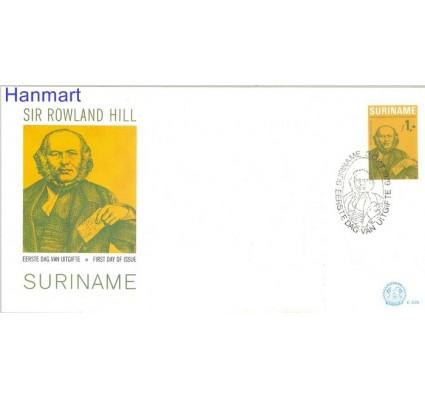 Znaczek Surinam 1979 FDC