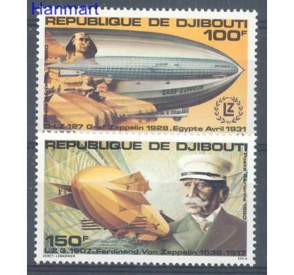 Znaczek Dżibuti 1980 Mi 285-286 Czyste **