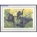 Rwanda 1985 Mi bl 103 Czyste **