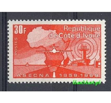Znaczek Wybrzeże Kości Słoniowej 1969 Mi 353 Czyste **