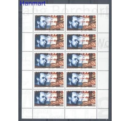 Znaczek Niemcy 1996 Mi ark 1858 Czyste **